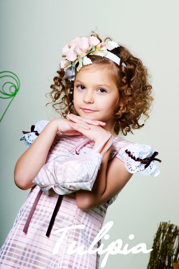 Вечерние детские платья фото.